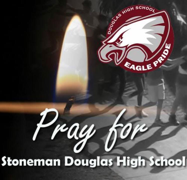 Pray For Stoneman Douglas High School